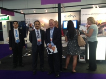 Two great days at the HR Software Show, June 2014